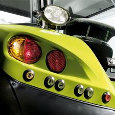 Traktor Axion 850