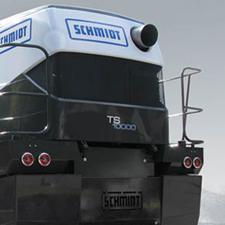 Schneeräummaschine Turbostream TS 10000